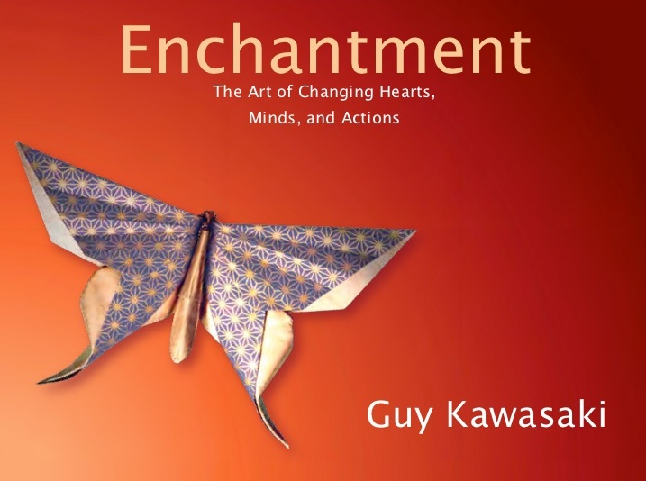 Enchantment - Kawasaki's method to influence people