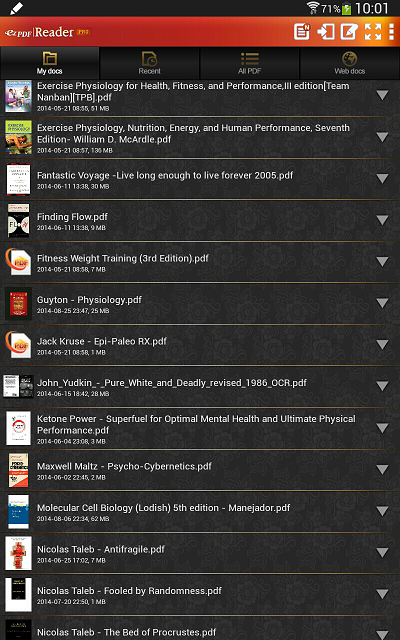 My 2 Very Productive Smart Tools - Book List