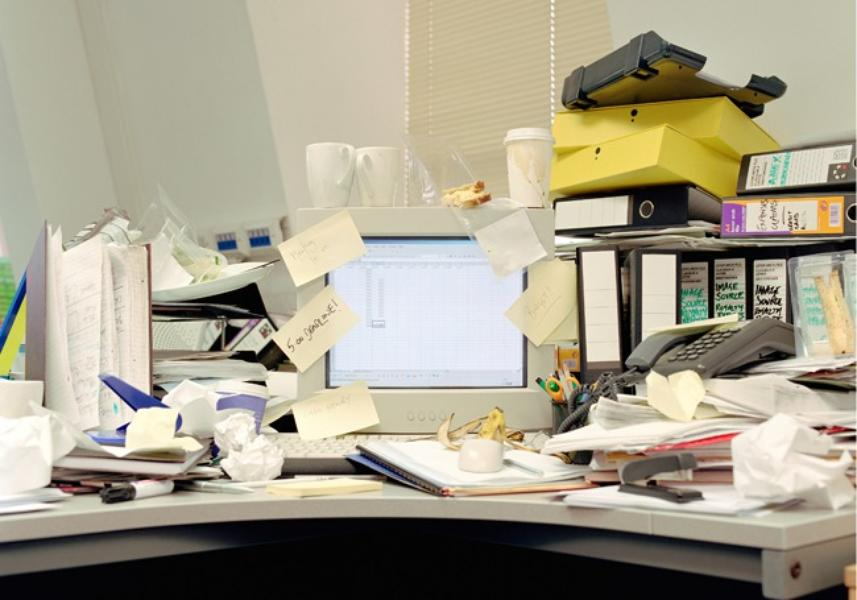 Kwik's 10 Widely Uncosidered Keys to Learning Anything in Half the Time - Messy Office
