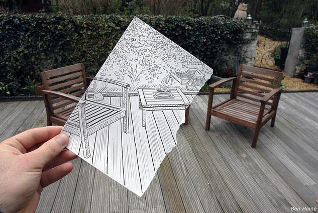 illusion vs reality