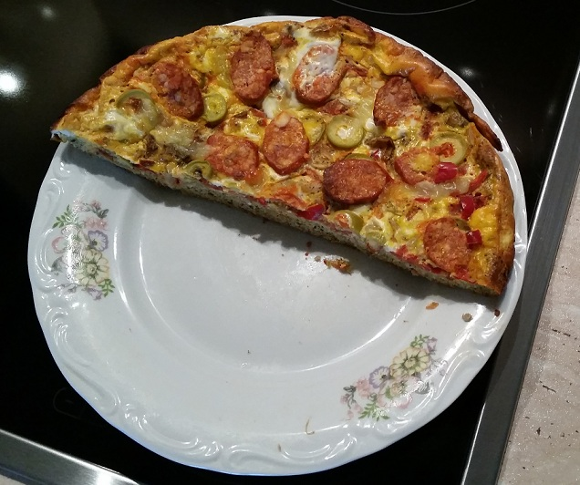 Keto-Friendly-Highly-Satisfying Foods Repertoire – Keto-Pizza | The Personal Blog of Cristi Vlad
